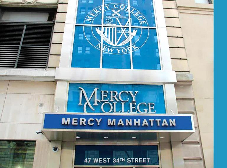 MercyManhattan entrance