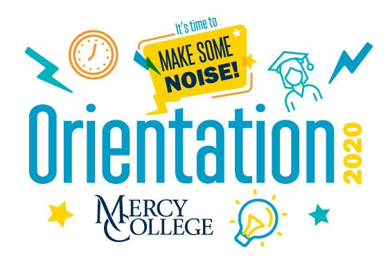Mercy Orientation Logo