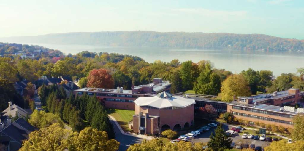Dobbs Ferry Campus banner