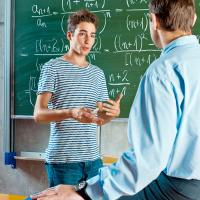 Learn about becoming a Math teacher